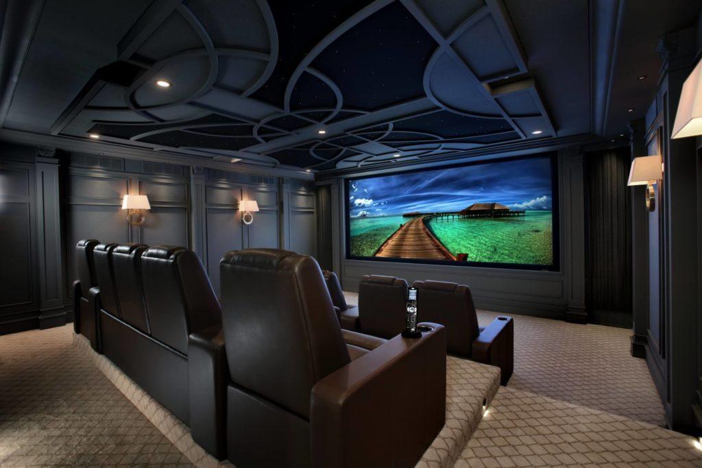 Домашний кинотеатр